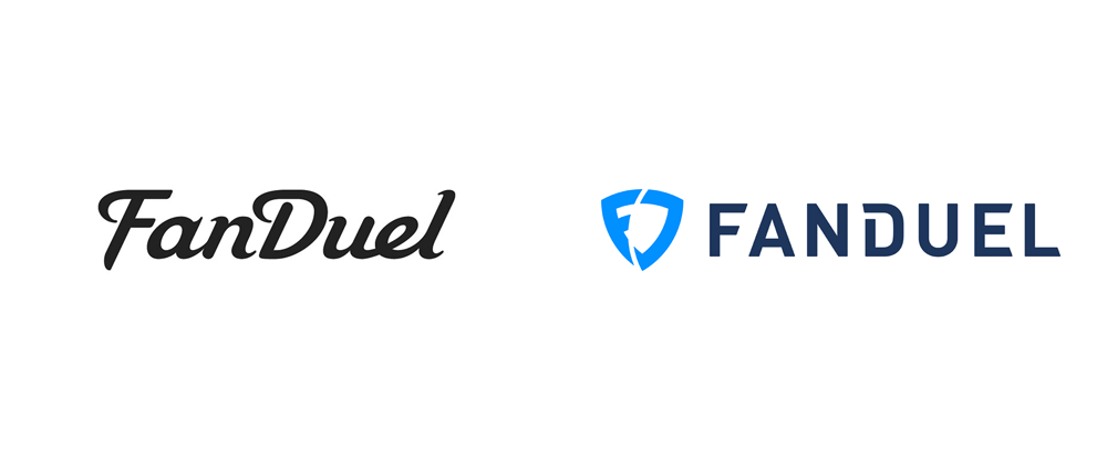 New Logo for FanDuel