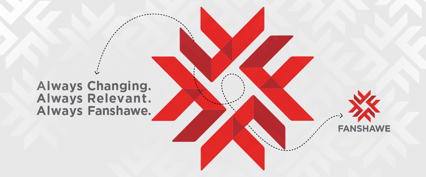 New Logo and Identity for Fanshawe College by Trajectory