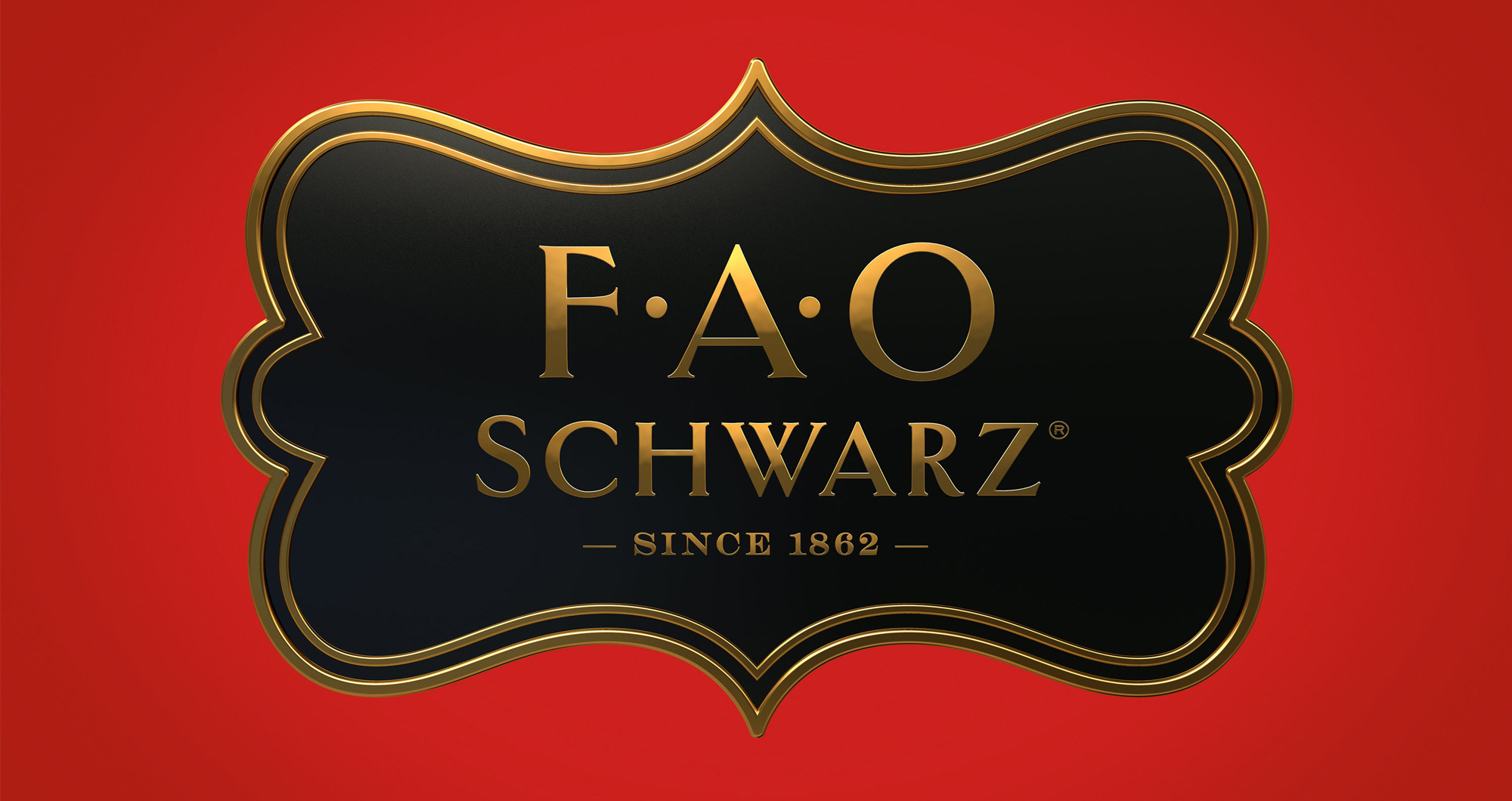 New Logo and Identity for FAO Schwarz by Mattson Creative