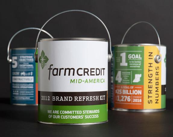 Farm Credit service of Mid-America