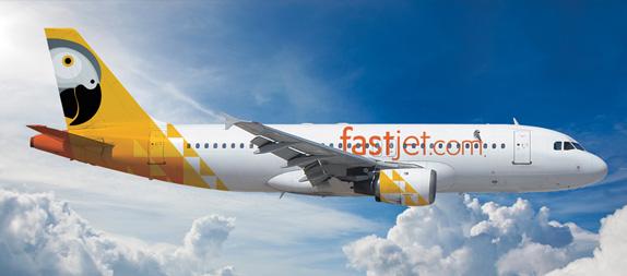 Fastjet Logo, New