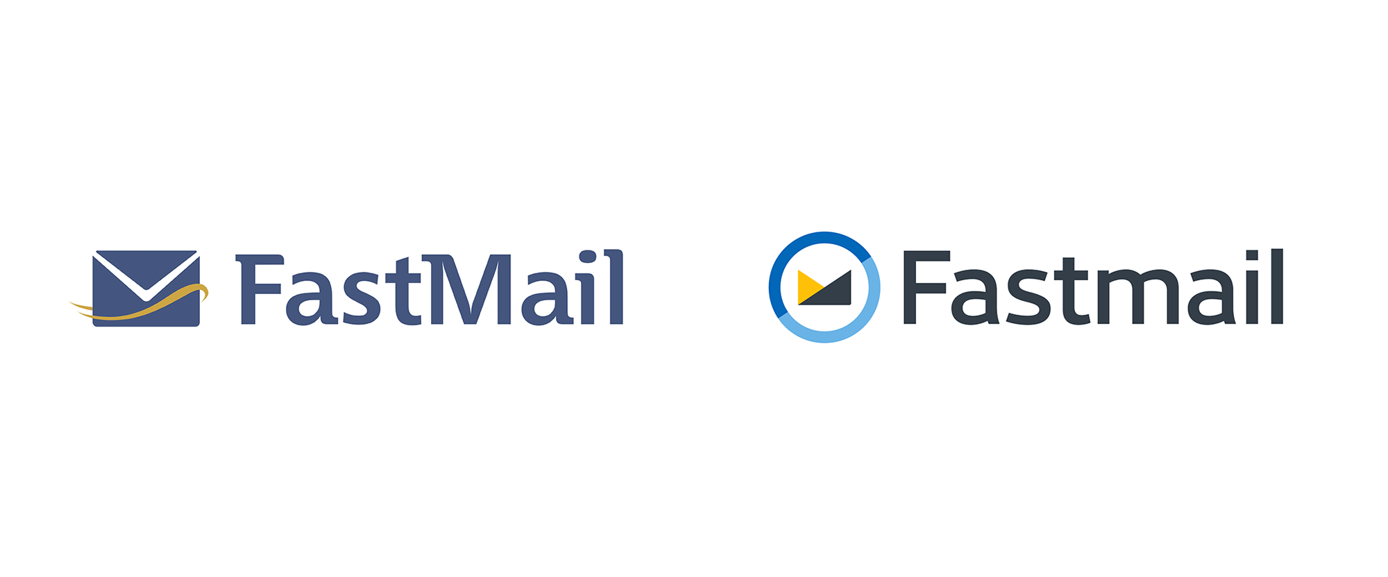 New Logo for Fastmail