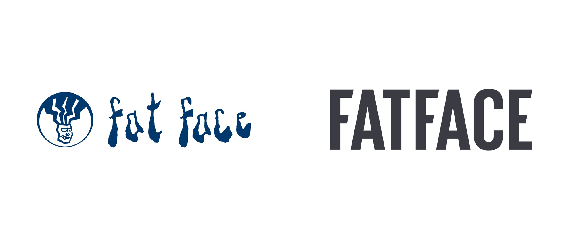 New Logo for Fat Face