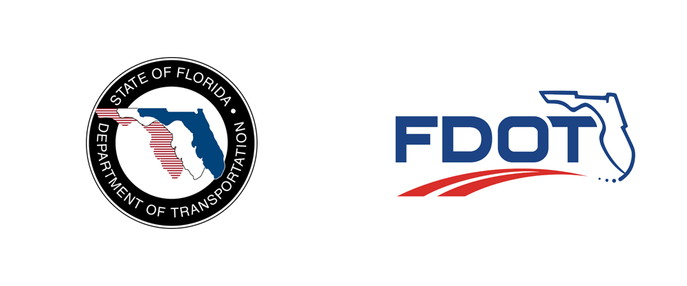 New Logo for Florida Department of Transportation