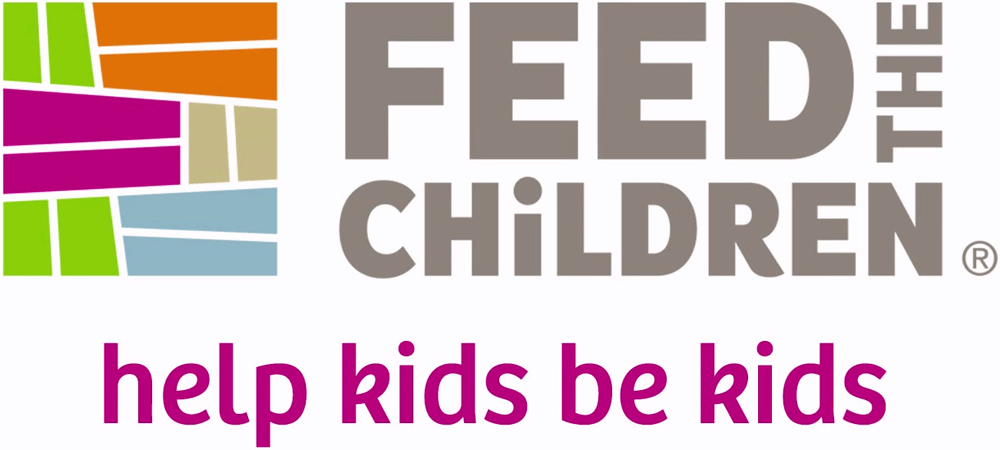 New Logo for Feed the Children