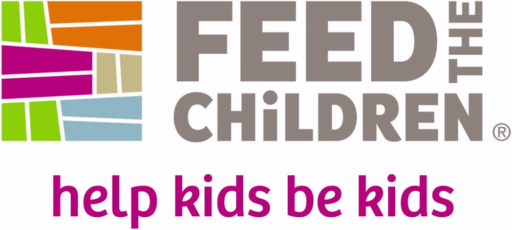 New Logo for Feed the Children
