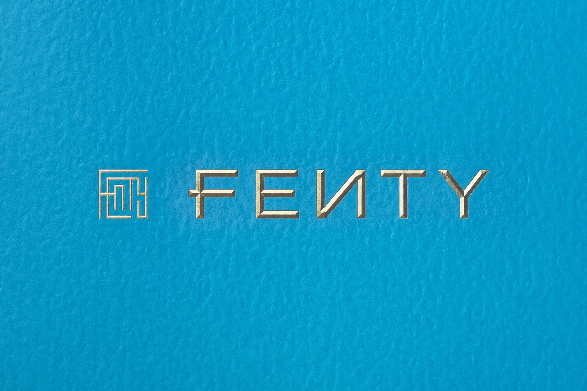 New Logo, Identity, and Packaging for FENTY by Commission