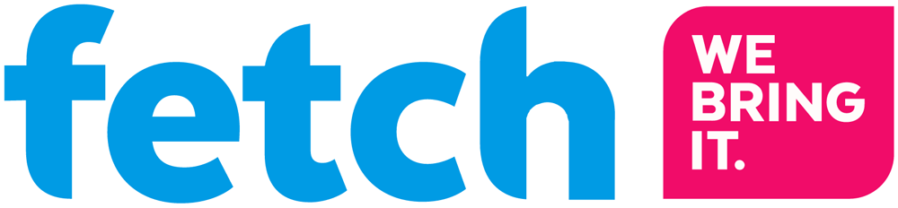 New Logo for Fetch by The Creative Counsel