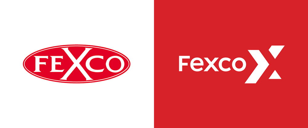 New Logo and Identity for Fexco by Dynamo