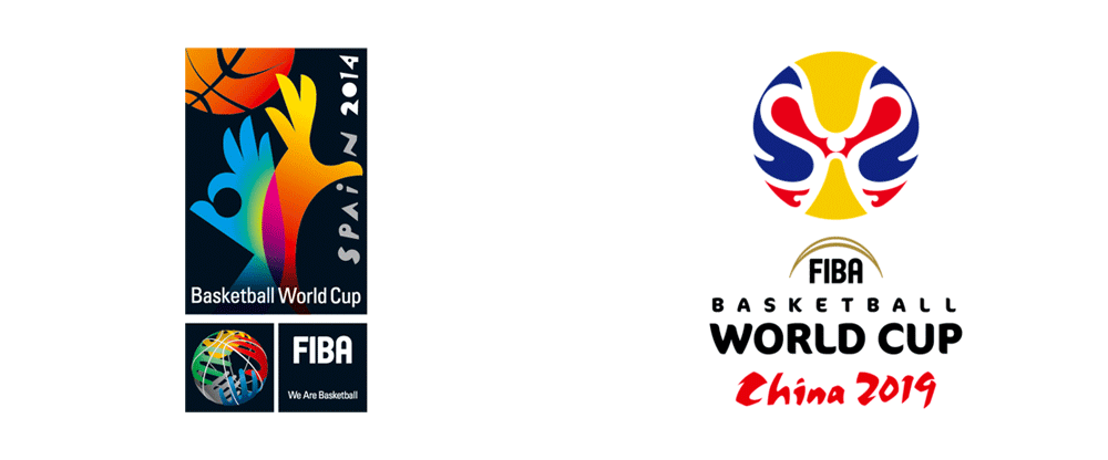 New Logo for 2019 FIBA World Cup