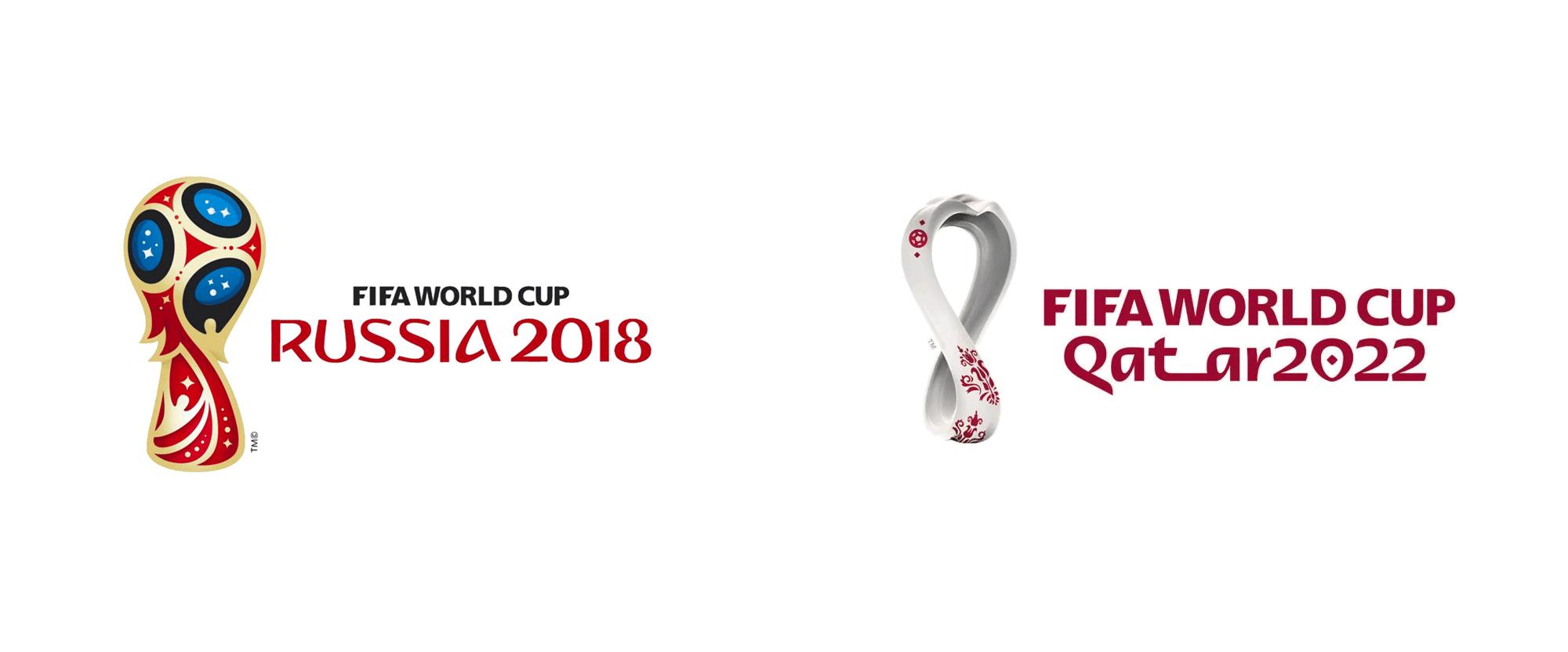 New Logo for Qatar 2022 FIFA World Cup by UnlockBrands