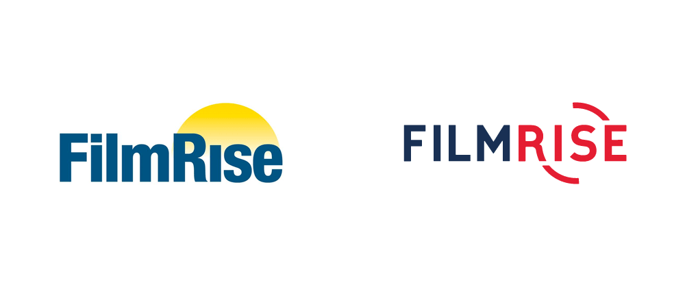 New Logo for Filmrise