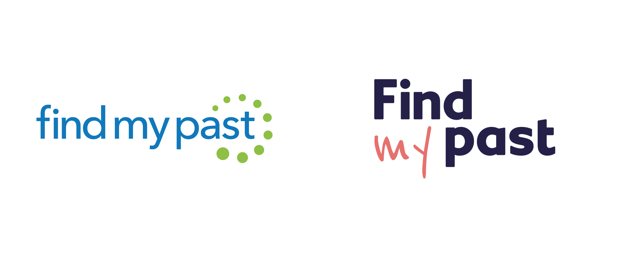New Logo for Findmypast