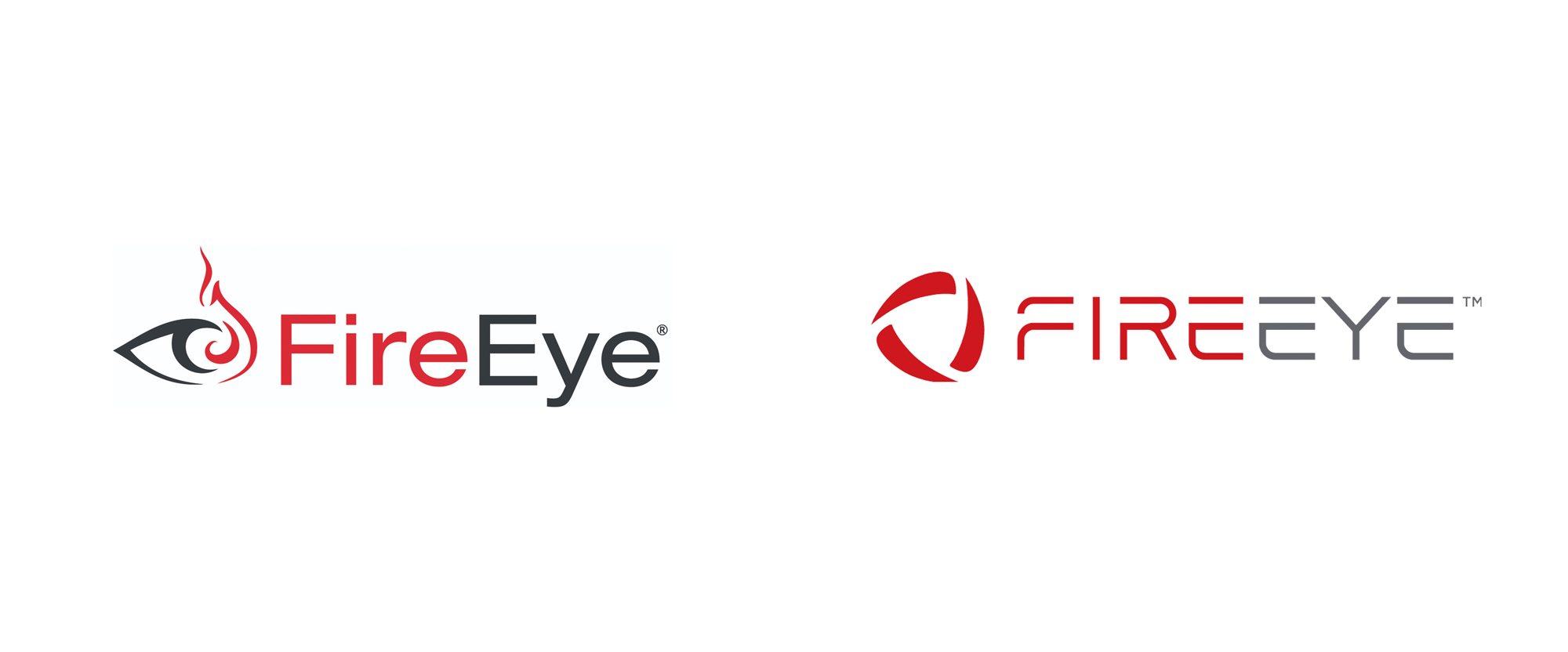 New Logo for FireEye done In-house