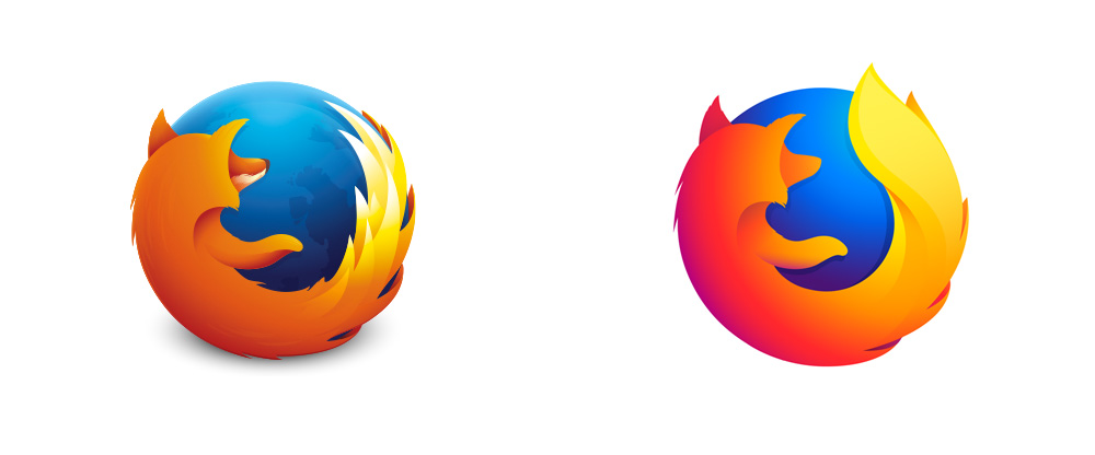 New Logo for Firefox