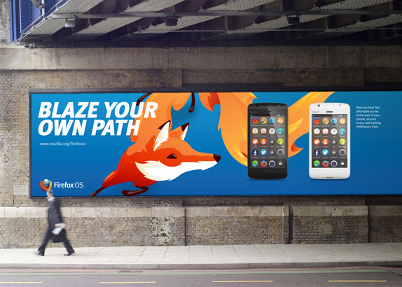 Brand New: Mozilla to Mobile OSes: Fox You