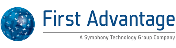 First Advantage Logo, Before and After
