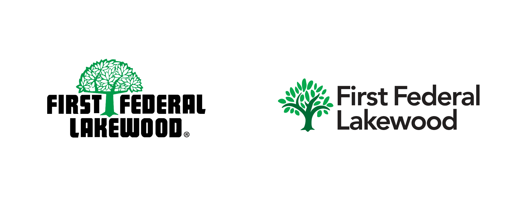 New Logo for First Federal Lakewood