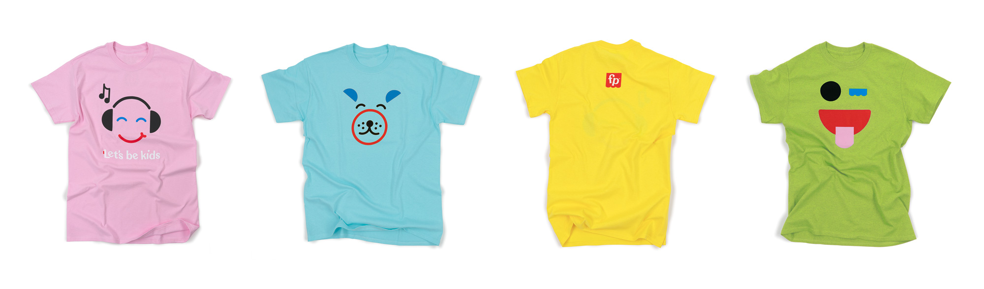 New Logo and Identity for Fisher-Price by Pentagram