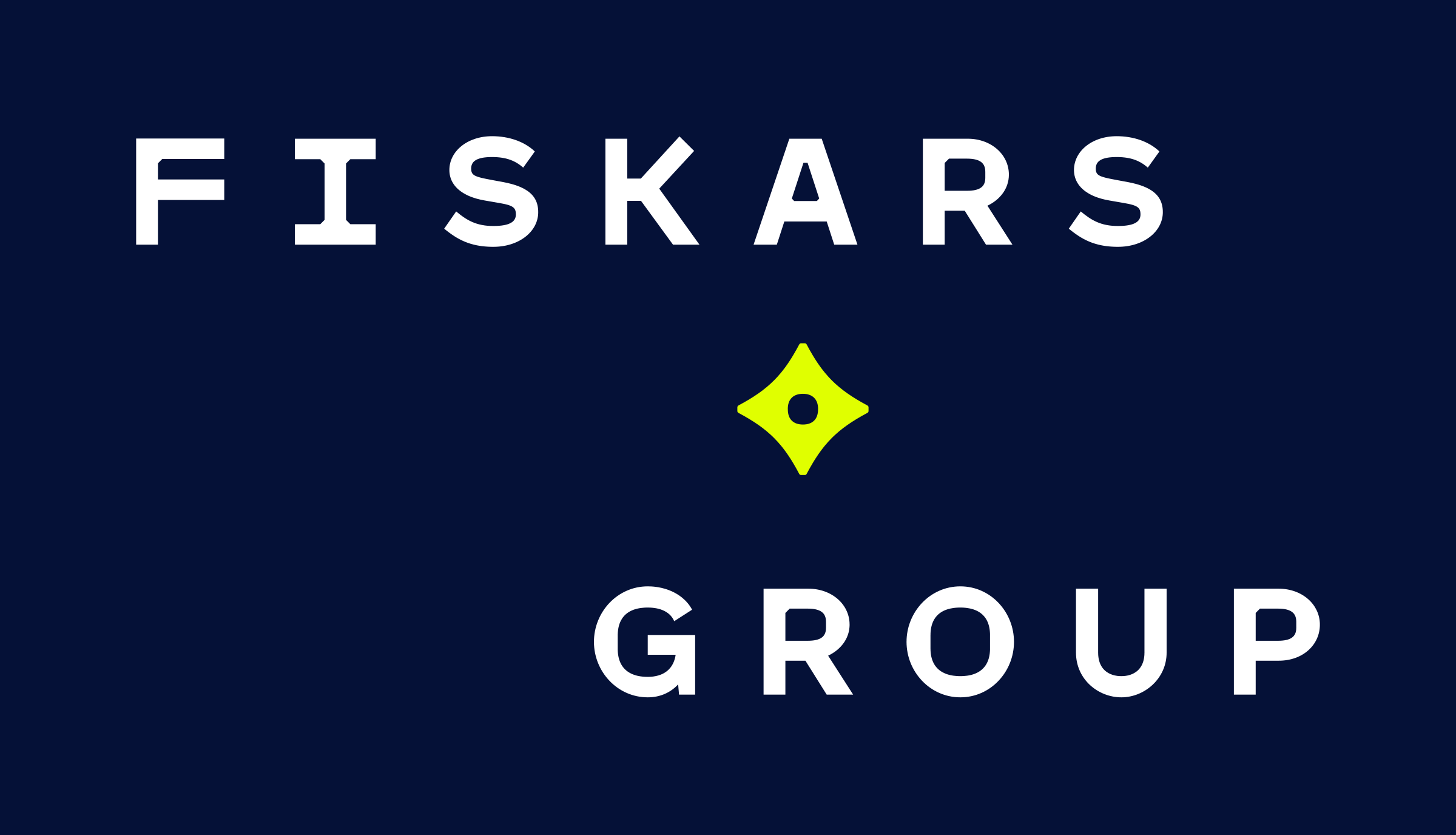 New Logo and Identity for Fiskars Group by DesignStudio