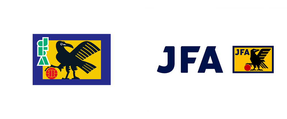 New Logo System for Japan Football Association