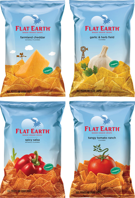 Flat Earth Packaging