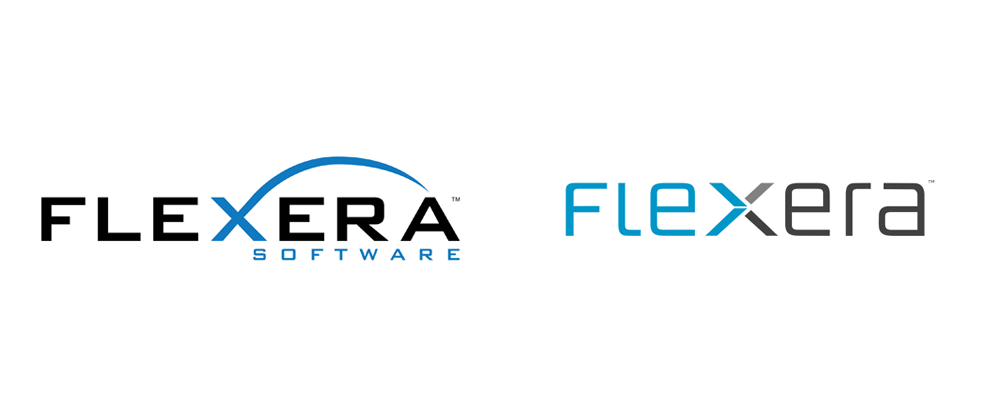 New Logo for Flexera