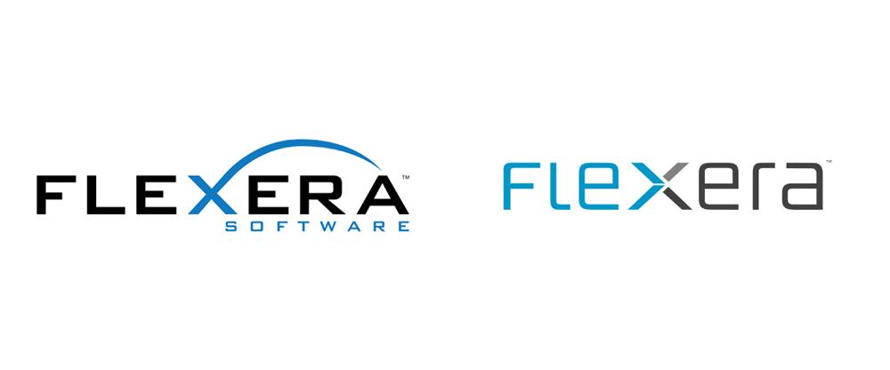 New Logo for Flexera