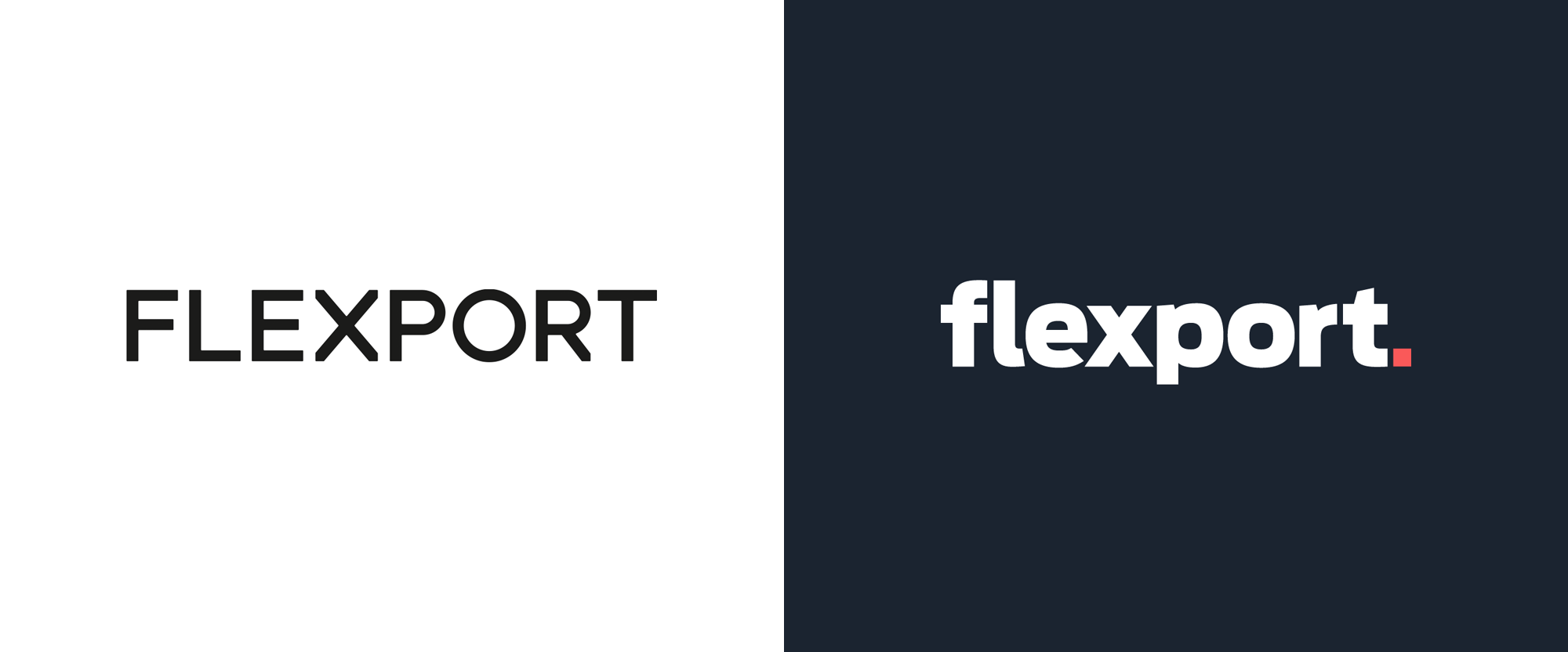 New Logo for Flexport