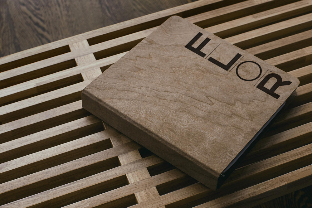 New Logo and Identity for FLOR by Firebelly