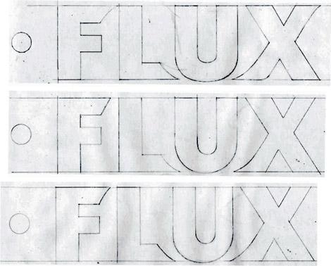 flux drawings