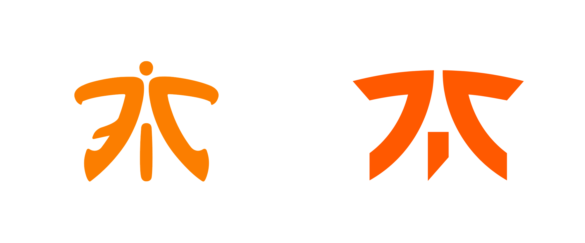 New Logo for Fnatic