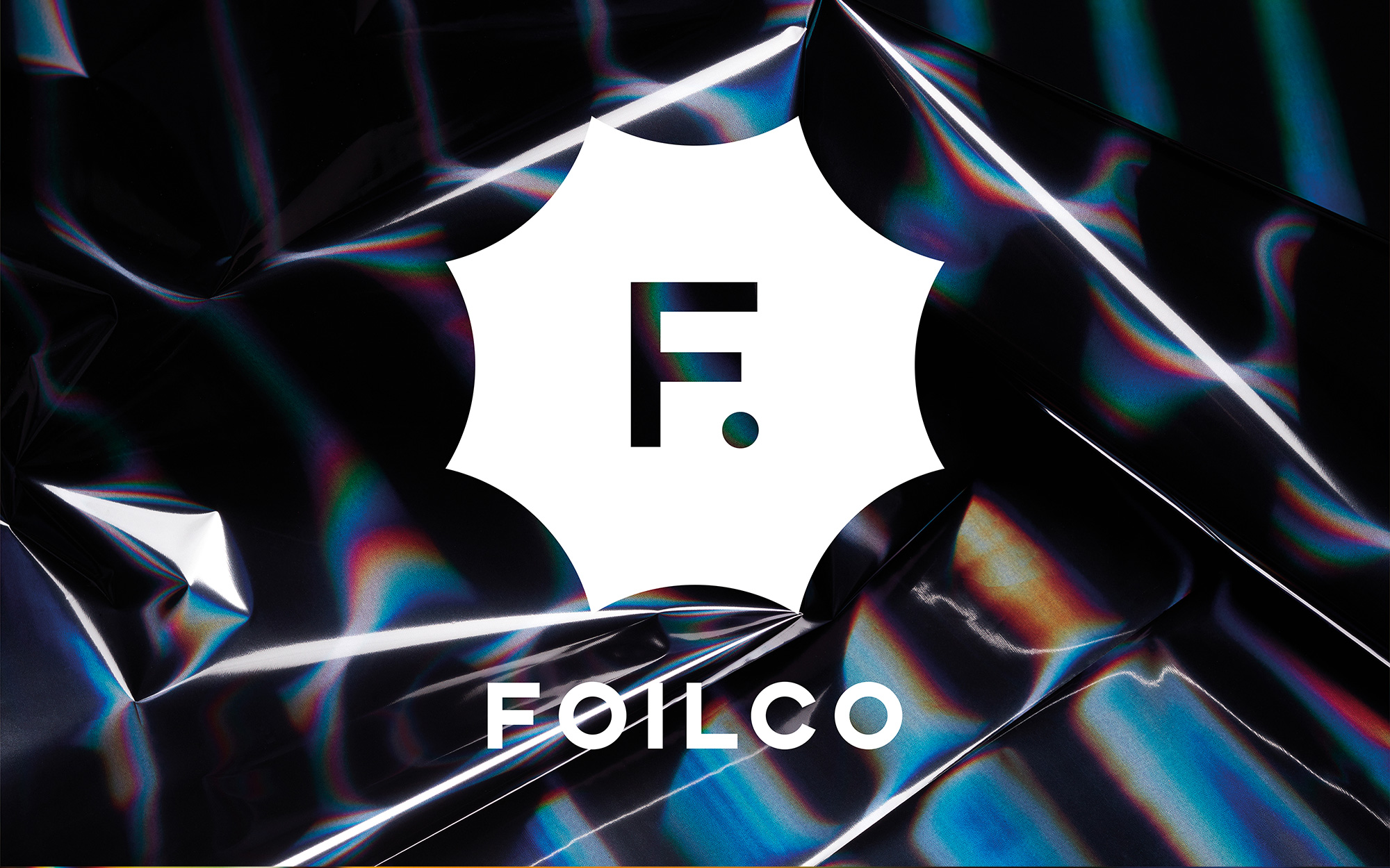 New Logo and Identity for Foilco by Studio DBD