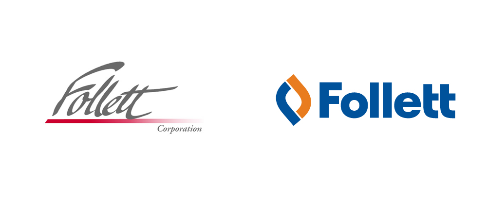 New Logo and Identity for Follett by Chermayeff & Geismar & Haviv