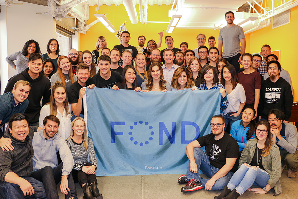 New Name and Logo for Fond by Operative Words and Prophet