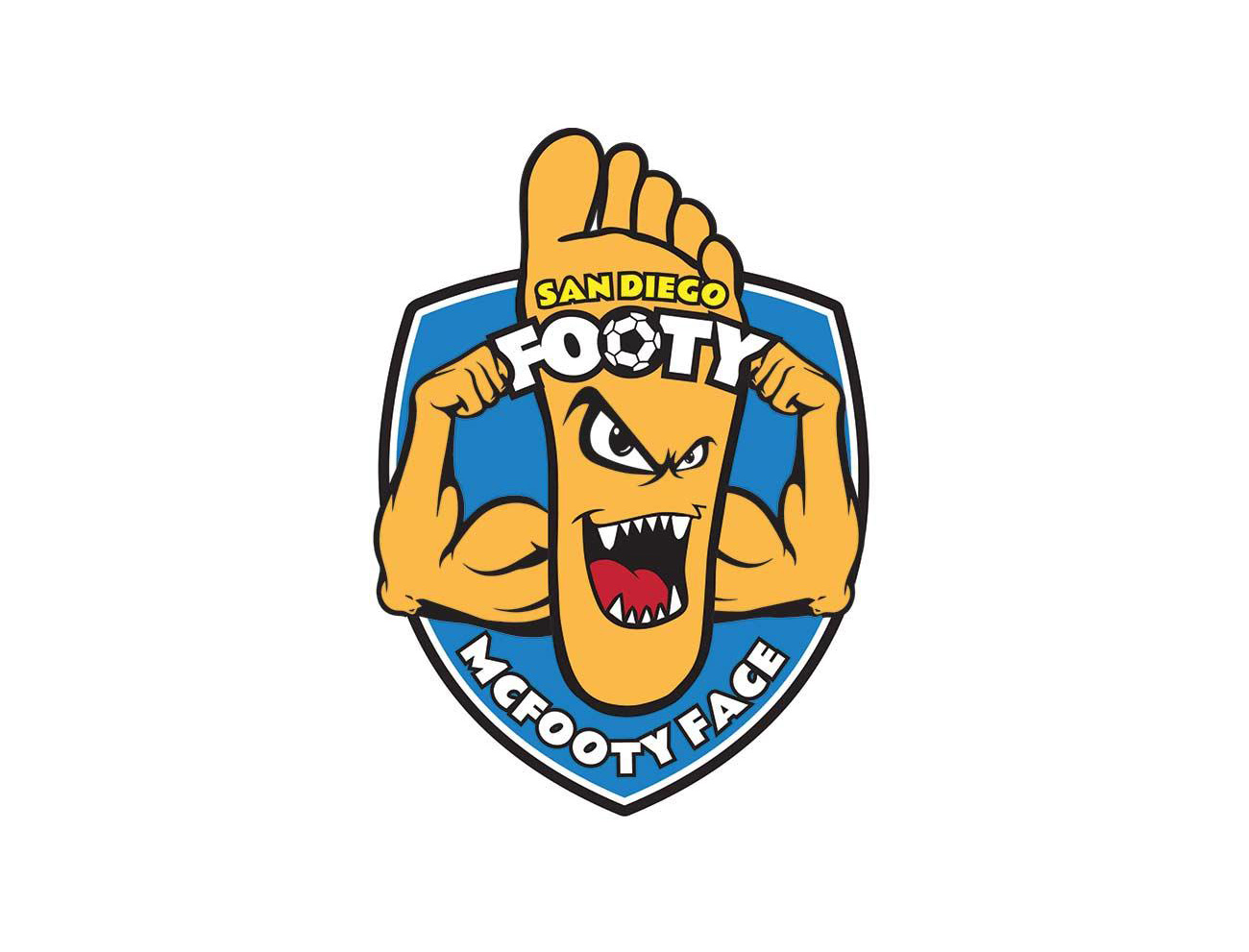Footy McFooty Face (April Fools)