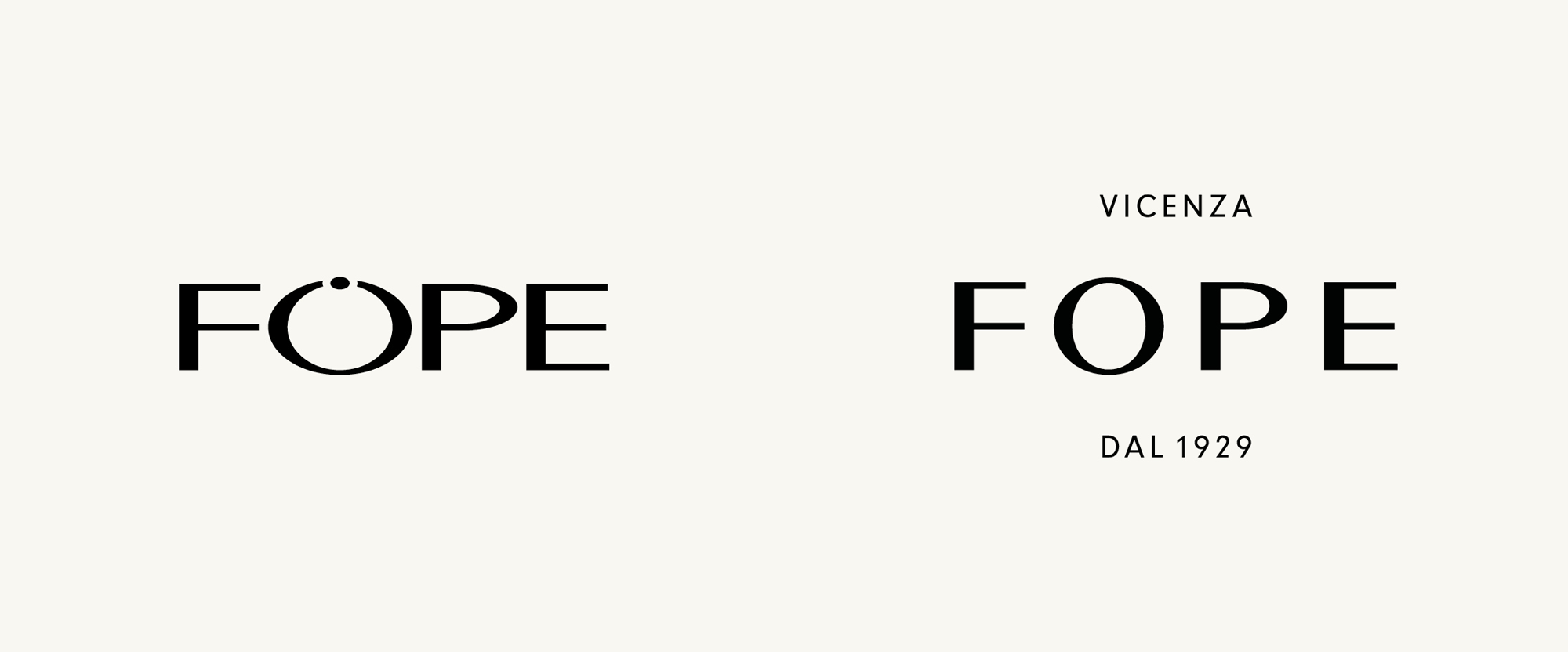 New Logo and Identity for FOPE by North