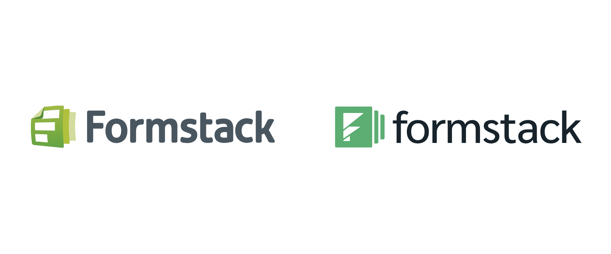 New Logo for Formstack