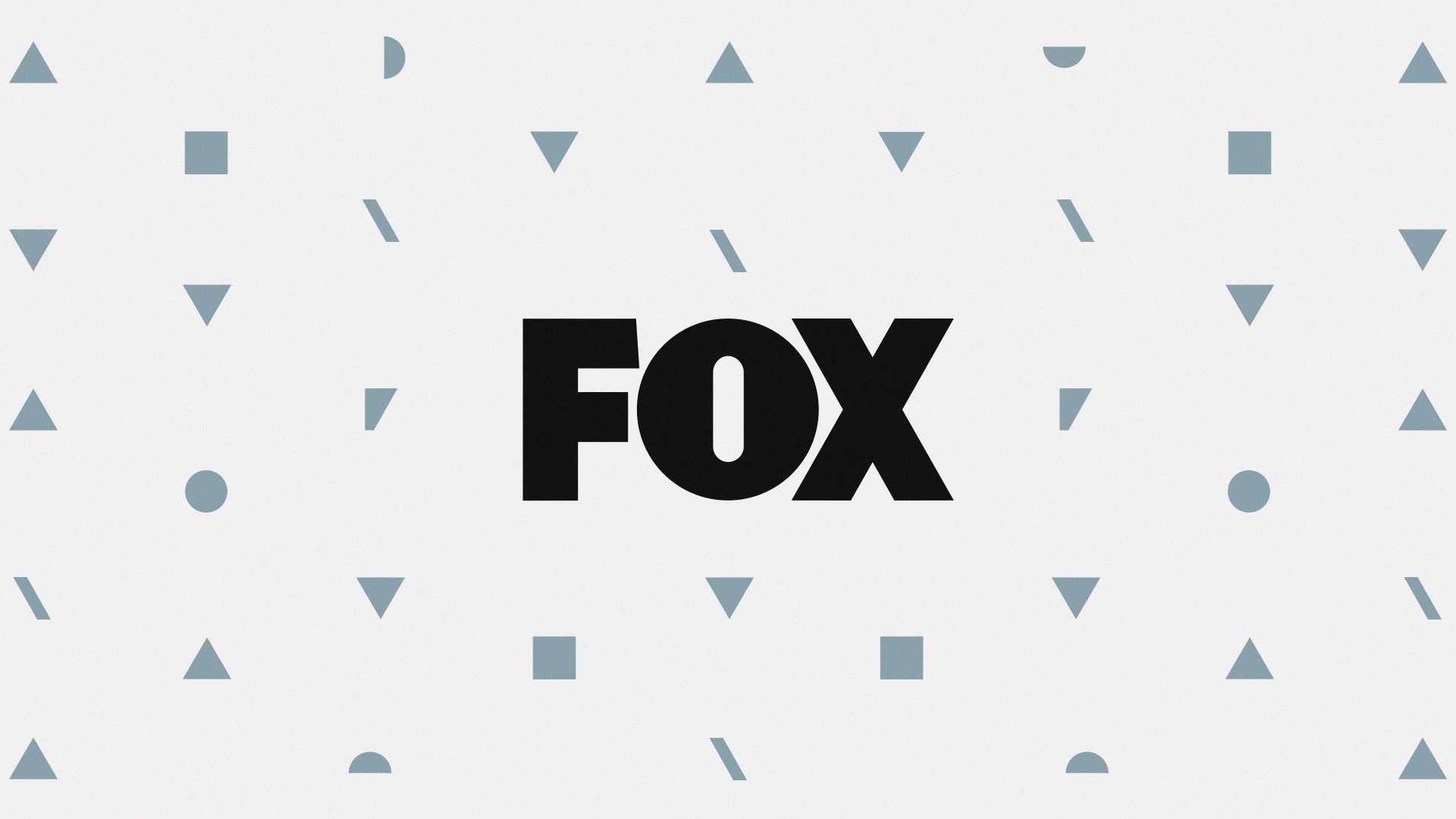 New Logo, Identity, and On-Air Look for FOX by Trollbäck + Company