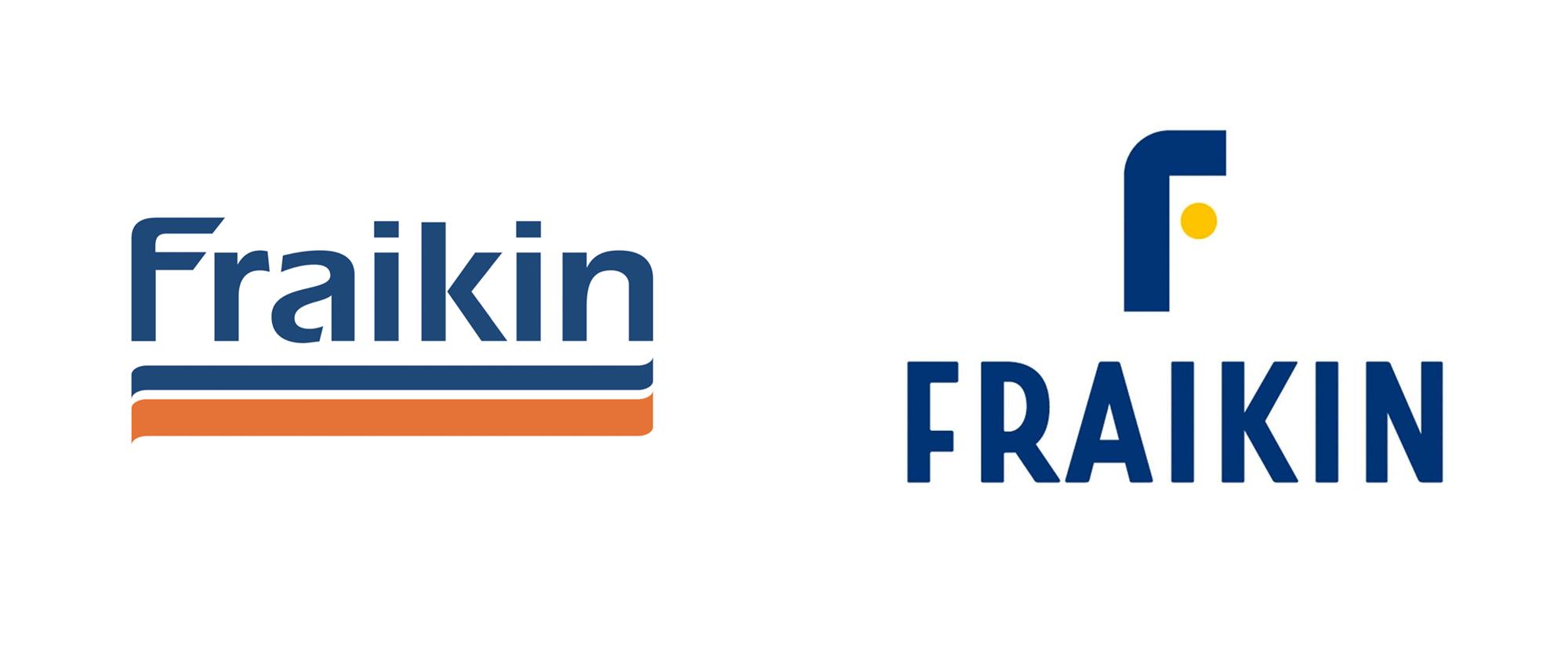 New Logo and Identity for Fraikin by Epoka
