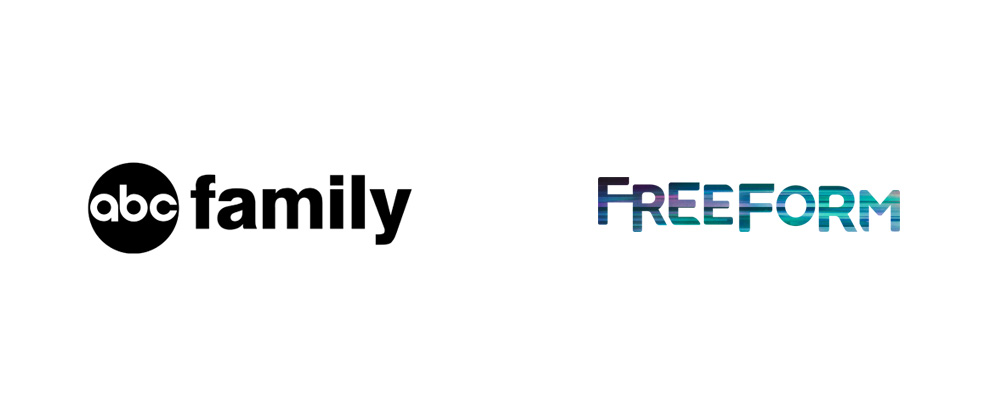 New Name, Logo, and On-air Look for Freeform done In-house