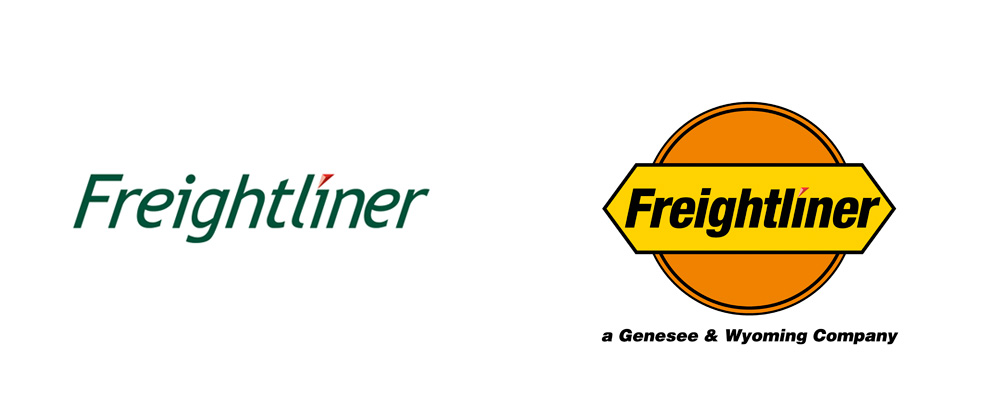 New Logo for Freightliner