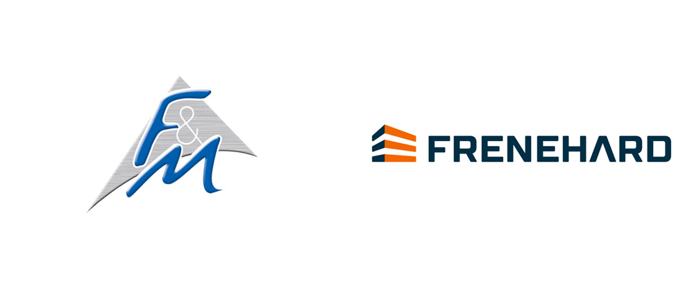 New Logo and Identity for Frénéhard & Michaux by bb&b