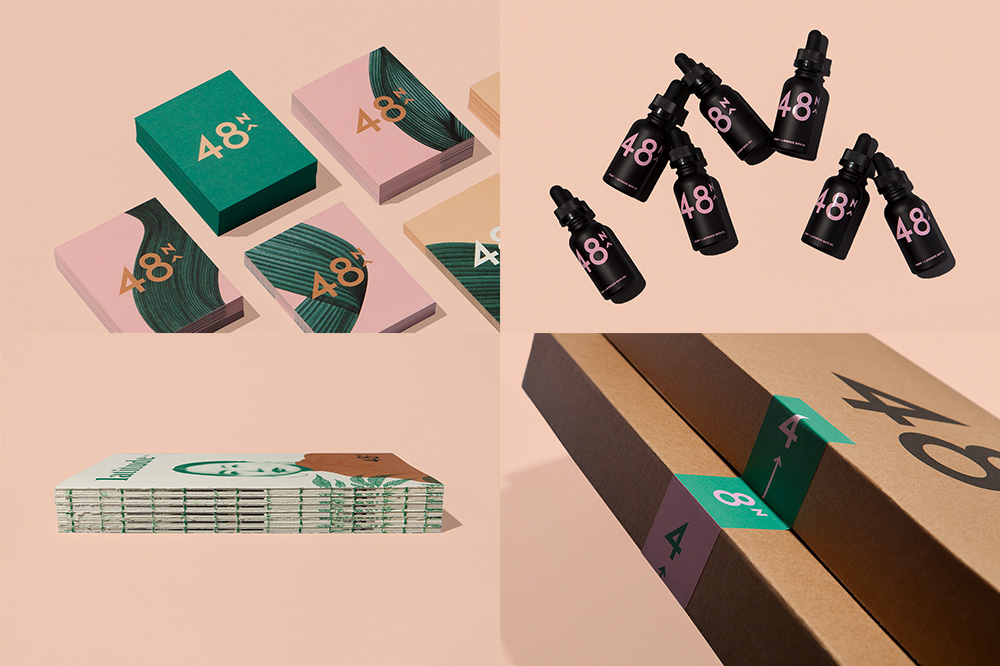 48North Cannabis Corp. by Blok Design