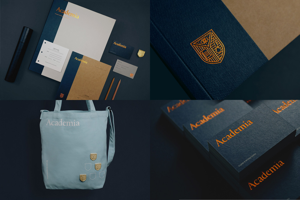 Academia by Darling Visual Communications