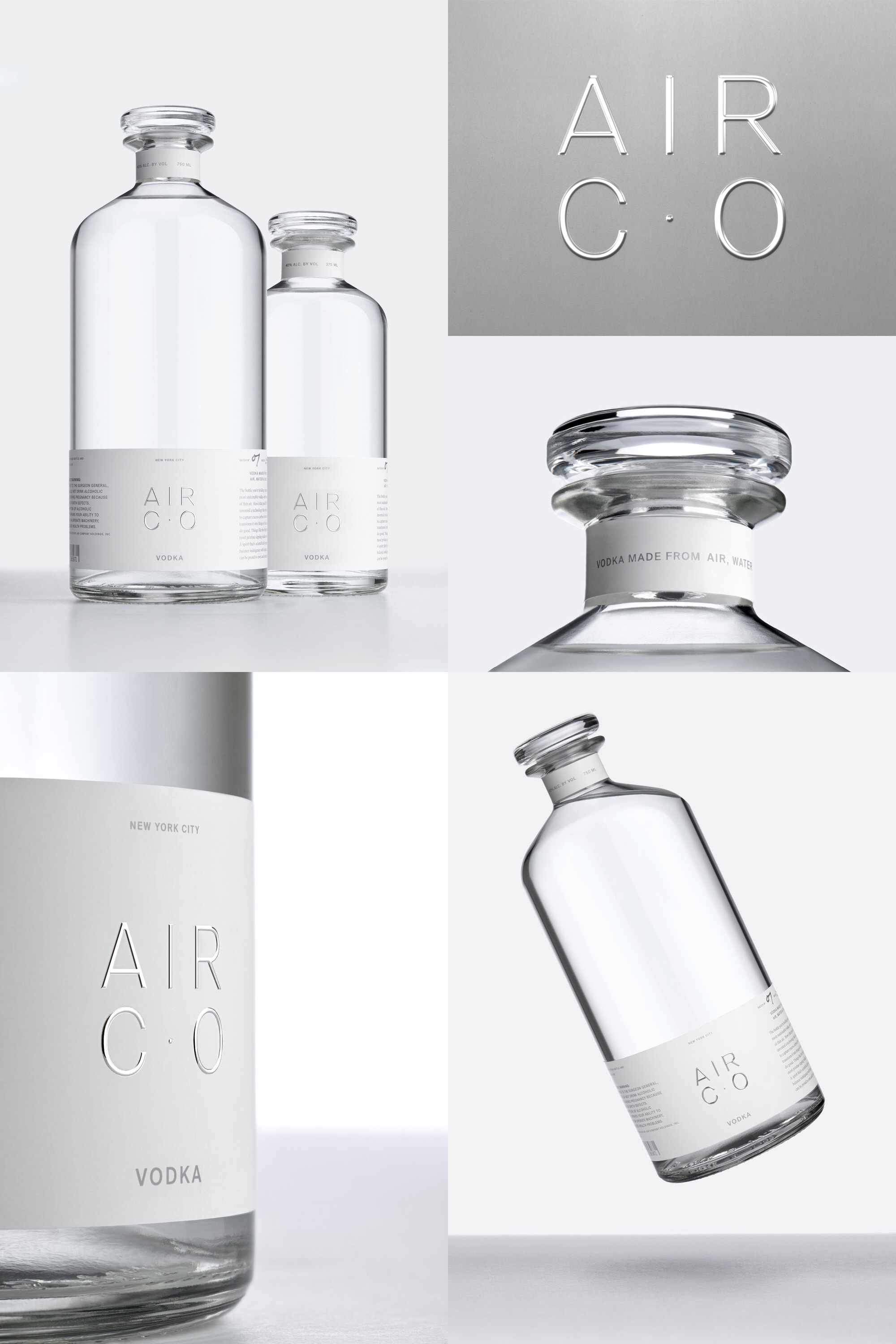 Air Co. by Mythology and Joe Doucet
