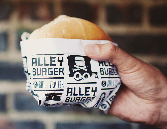 Alley Burger & Chili Trailer