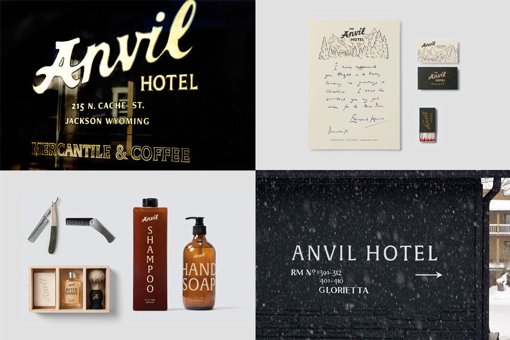 Anvil Hotel by Jon Contino and Studio Tack
