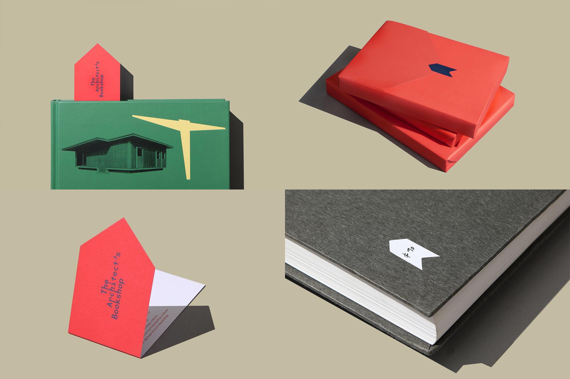 The Architect's Bookshop by Garbett Design