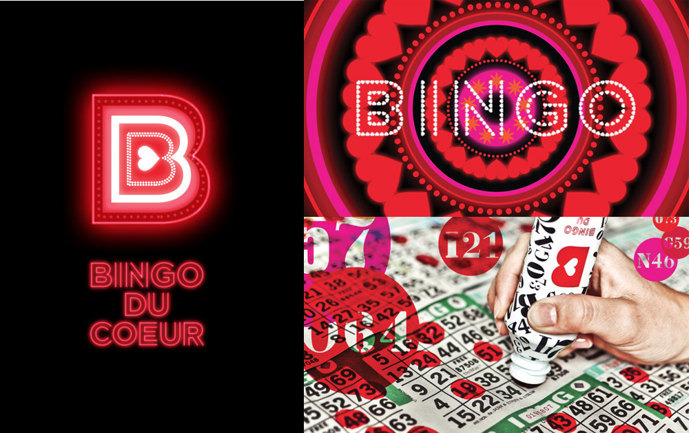 Bingo du Coeur by Parallèle